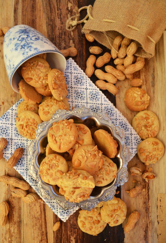Mit Liebe gebacken! Erdnussbutter-Taler