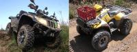 Unterschiede von Quad und ATV