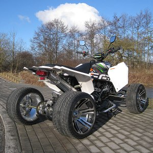 Mad Max Racing Quad 15 PS 250 ccm