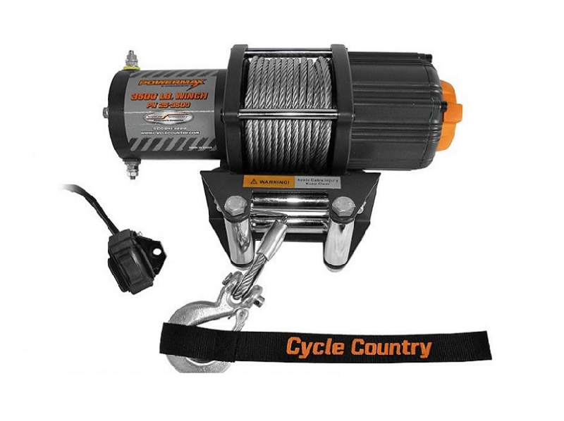 Cycle Seilwinde Country Power - 1.550 kg