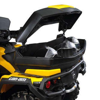 Can Am Trunk Box Outlander 124 Liter 32 Gallonen