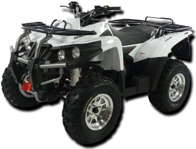 Trition Outback 4x4 - White