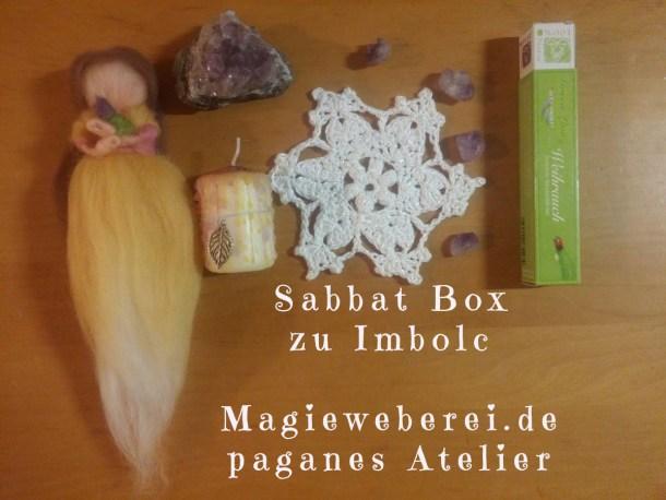 Sabbat Box Imbolc Inhalt 001