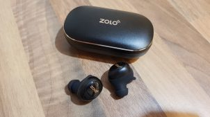 Zolo Liberty+ Bluetooth Kopfhörer + Akkupack + Kopfhörer
