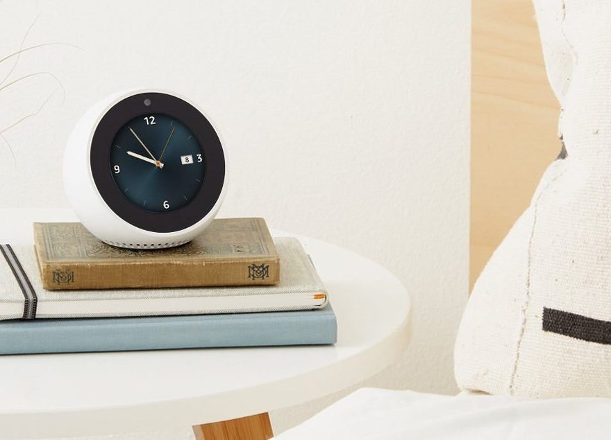 Echo Spot Wecker