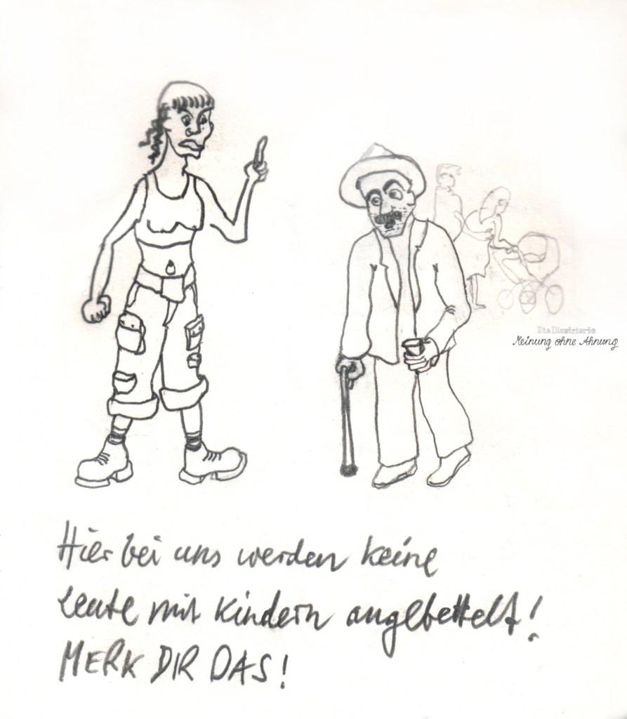 Punks vs. Zigeuner 2016 Meinung ohne Ahnung