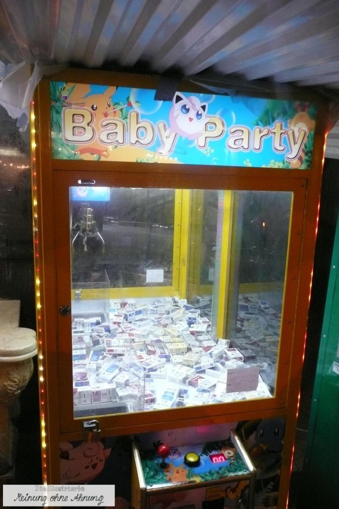 Babyparty 2016 Meinung ohne Ahnung