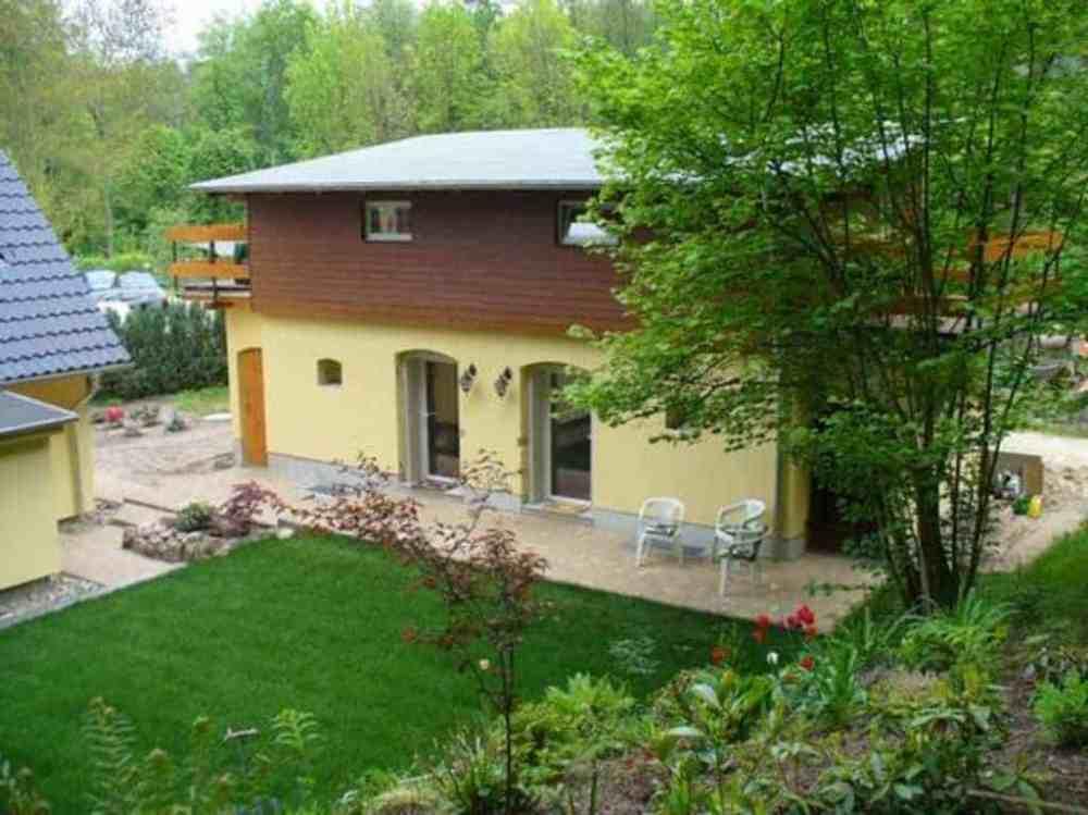Ferienwohnung am Werbellinsee mit Badestelle und Sauna in Joachimsthal