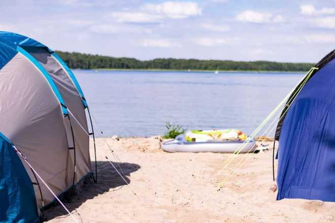 Berolina Campingparadies Am Süßen Winkel (Eichhorst)