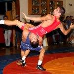 mannschaftsvorstellung-mit-fest-charakter-bei-der-wkg-Freundschaftskampf-Svetlin-Shindov-rot-gegen-RadostinShindov-blau-2
