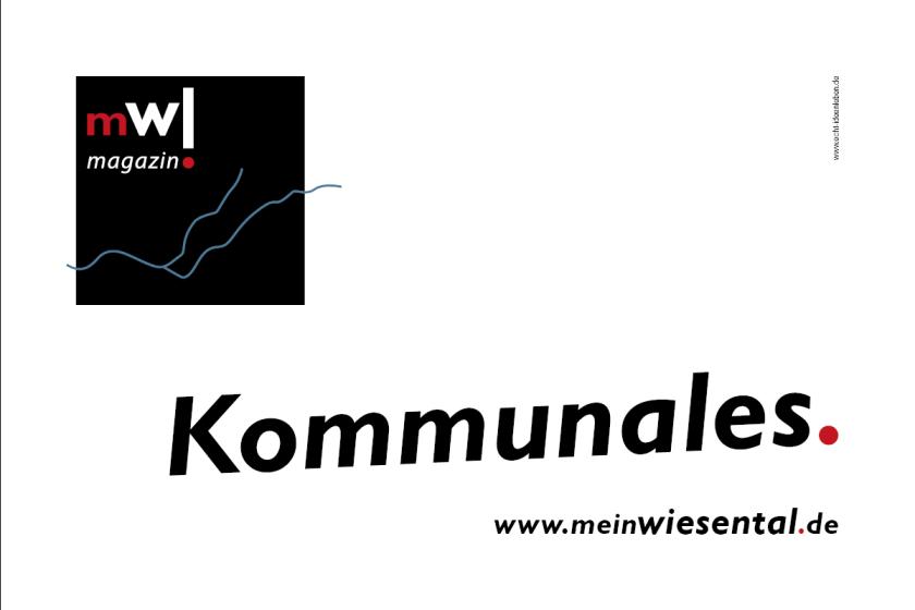 Kommunale Mitteilung - meinWiesental.de
