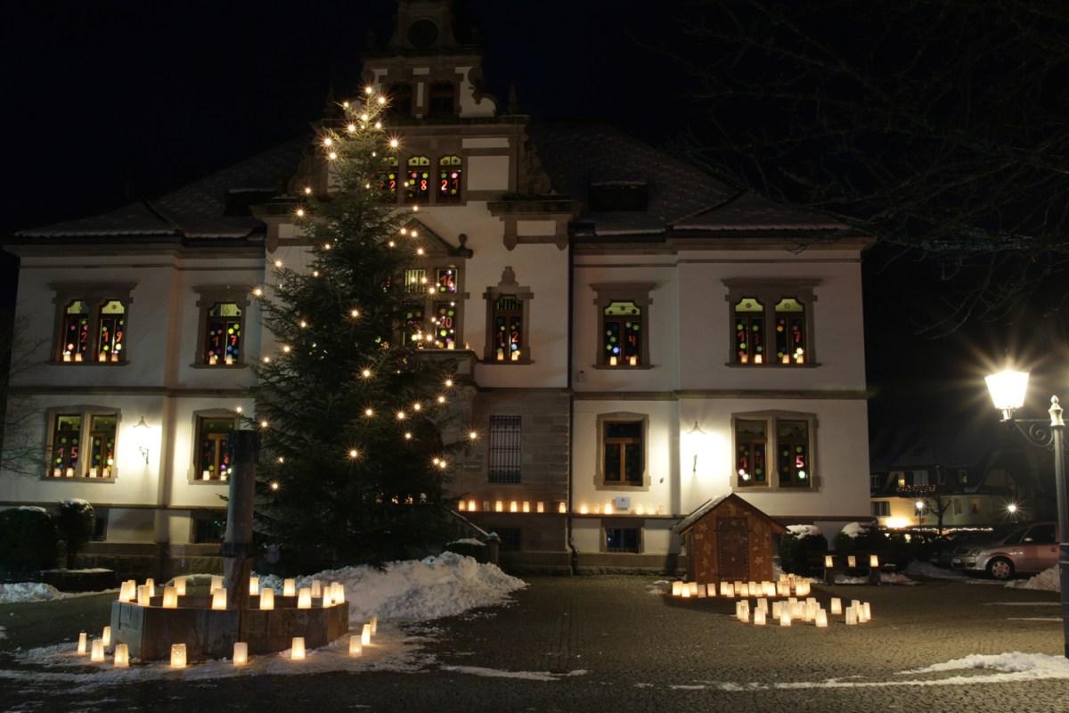 8. Schönauer Lichterfest - meinWiesental.de / Veranstaltungstipp
