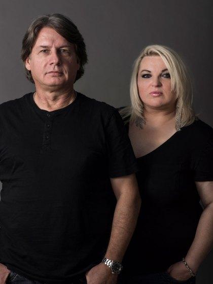 Mal sanft – mal rockig / Foto: Sandra Handschin. Auf dem Foto sind Anna Lüscher und Kalle Lüber.