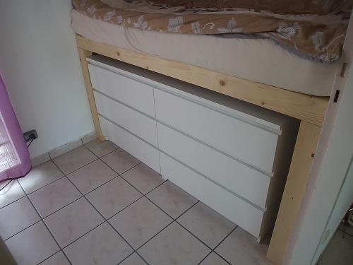 Bett Podest Selber Bauen Kleine Schlafzimmer Einrichten Gestalten
