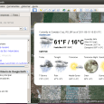 No GNU/Linux Ubuntu o Google Earth apresenta balões com sombras, se o efeito de sombra do gerenciador de janelas Compiz estiver habilitado. Veja o screenshot: Isto é visualmente desagradável. Para […]