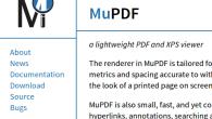 É possível se extrair fontes tipográficas embutidas em arquivos PDF com um programa desenvolvido pela criadora do interpretador PostScript Ghostscript, a Artiflex. O programa está no pacote mutools, em Linux, […]