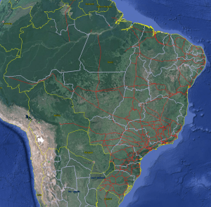 Ferrovias do Brasil