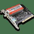 Veja como configurar a placa de captura de vídeo Encore ENLTV-FM versão 5.3 no Linux e W
