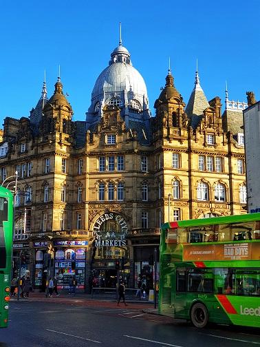 המשוטטת בעולם: לידס (מנצ'סטר וליברפול Manchester and Liverpool) חלק ב' Leeds