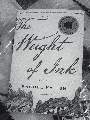 The Weight of Ink, Rachel Kadish, Mariner, 2017h