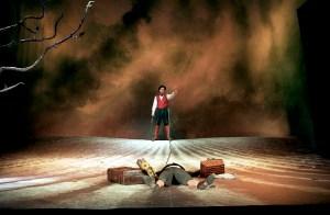 שלמה בראבא כפודזו, תיאטרון הבימה (2002)