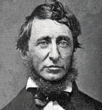 הנרי דיויד ת'ורו, 1817-1862. מקור: ויקיפדיה