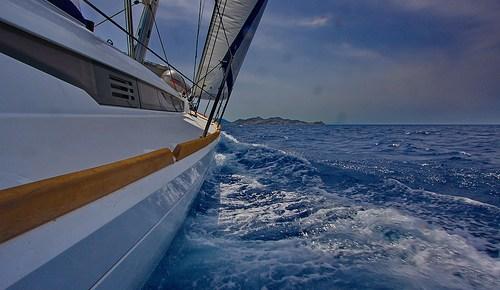 Insel-Hopping nach Paros (177 nM)