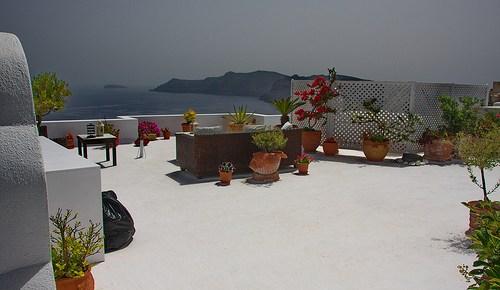Fira – Hauptstadt von Santorin