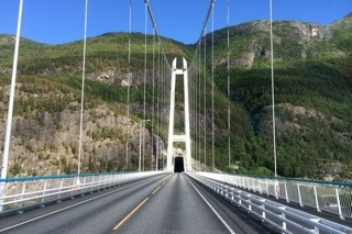 25 km Lærdalstunnelen – der längste Tunnel der Welt