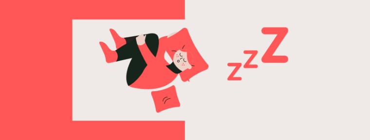 Meisjes van vijftig slapen graag
