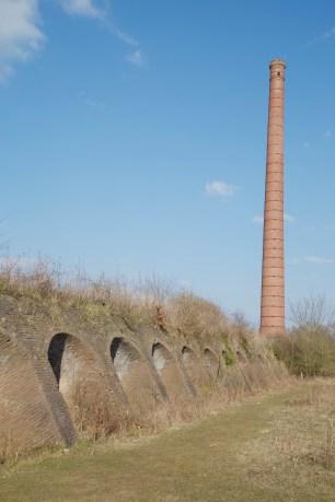 De steenfabriek van Fortmond