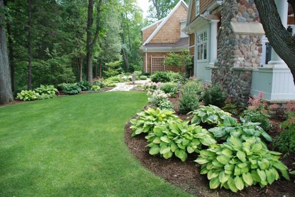 landscape planting design & installation