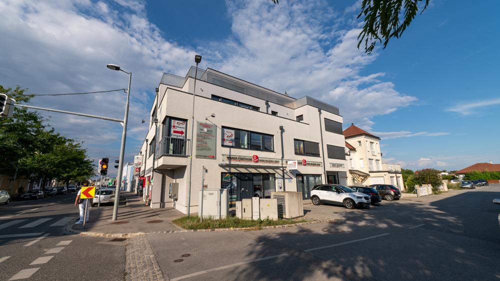 Gebäude Ärzte und Gesundheitshaus in Gerasdorf bei Wien