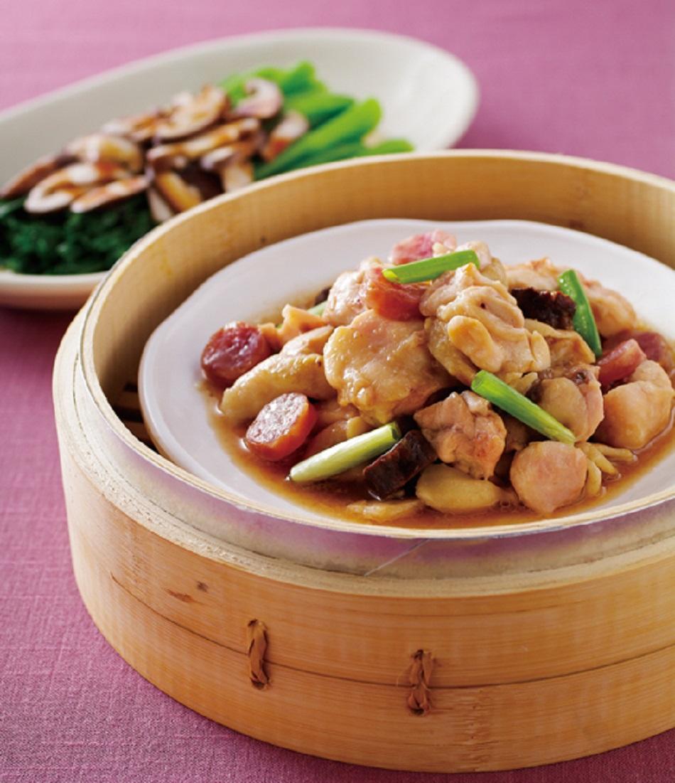 【蒸料理少油更健康 – 鴛鴦蒸雞】 – meiweixhiyuan 美味之緣