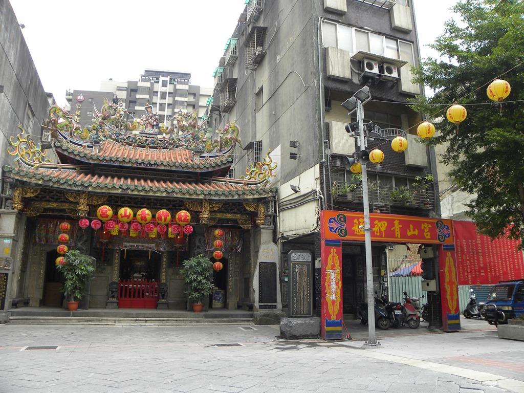 [tour] 艋舺青山宮 | Meichen's murmur
