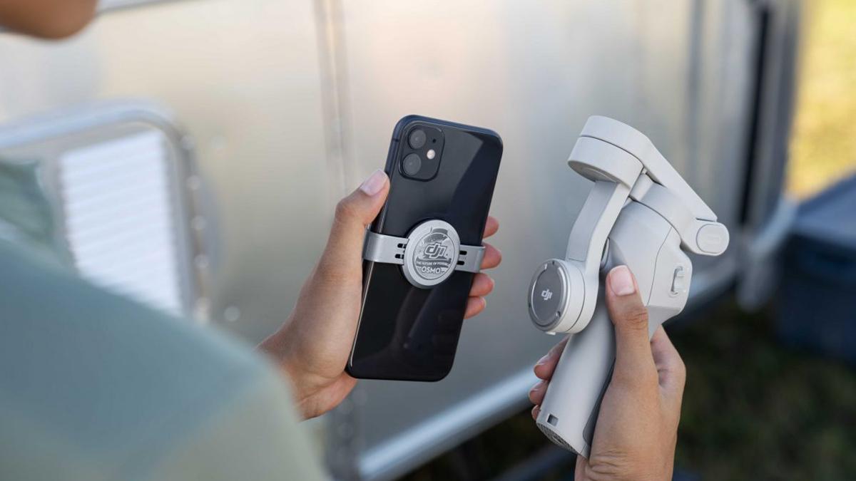 2020년 여름: iPhone Xs Max + DJI OM 4