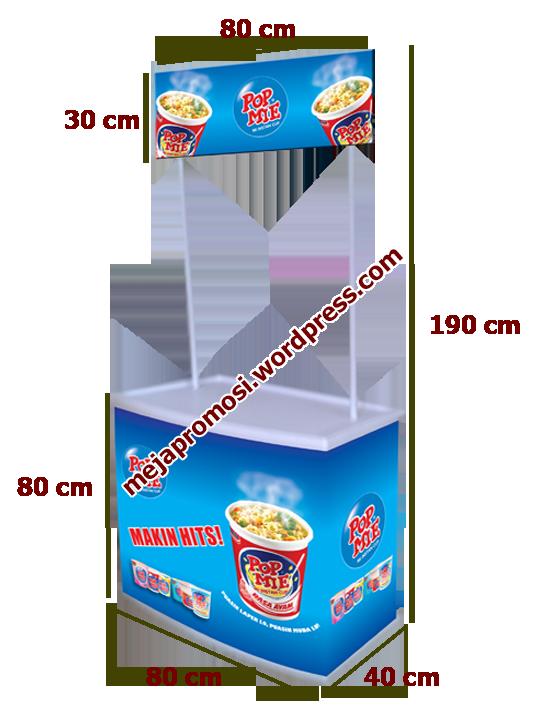 MEJA PROMOSI  Meja Promosi Murah Meja Booth Portable