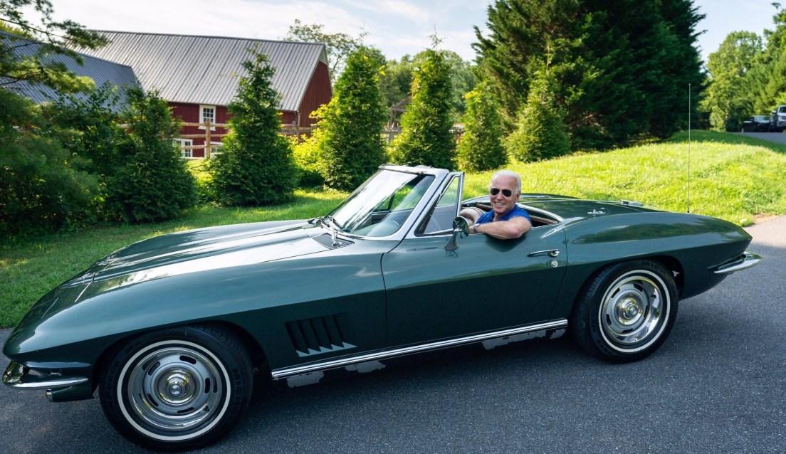 Biden-Car