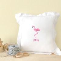 Personalized Flamingo Pillow - MejMej