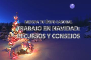 Trabajo en navidad, Empleo en navidad, Oportunidades invierno, invierno, navidad, navidades, empleo, trabajo, camarero, supermercados,