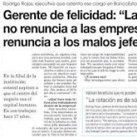 """STOP GESTORES DE LA """"FELICIDAD"""""""