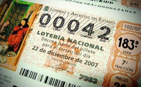 jugar a la lotería