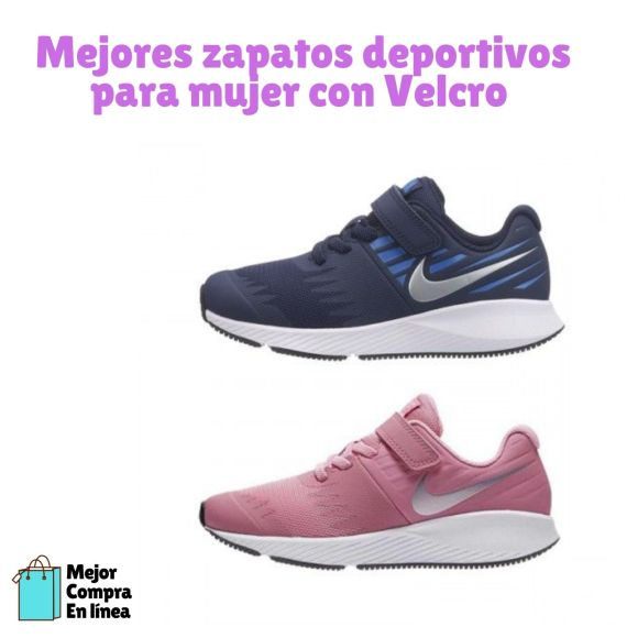 Zapatos mujer shoes velcro