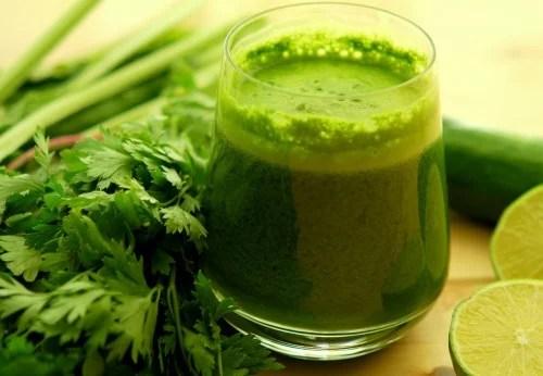 agua.verde.perejil.infusion