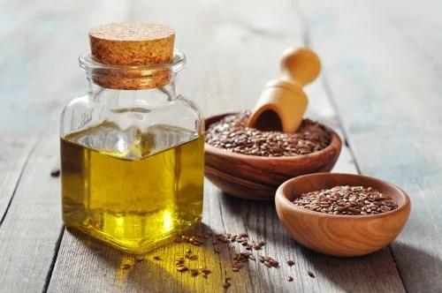 Mallow indio + aceite de sésamo + ajo