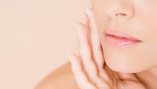 Limpieza facial con vinagre de manzana
