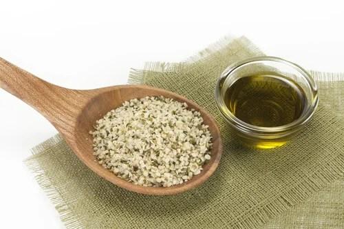 Semillas y aceite de cáñamo