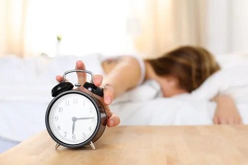 despertarse de madrugada