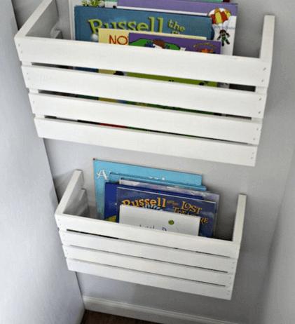 20 ingeniosas formas de reciclar los cajones de fruta en casa  Mejor con Salud