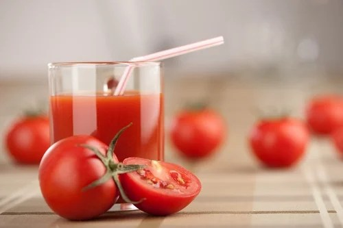 tomate para las manos secas